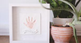 Make a handprint