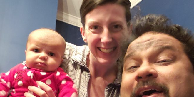 Diary of a Parent: Krystina Wales