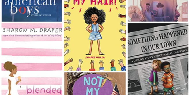 12 Books About Race and Diversity