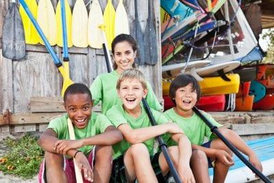 Watersports Summer Camp