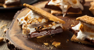 3 new ways to make s'mores