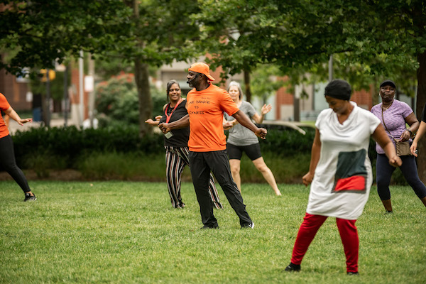 Waterfront Wellness Series: Line Dance to Fitness with Spirit Feet