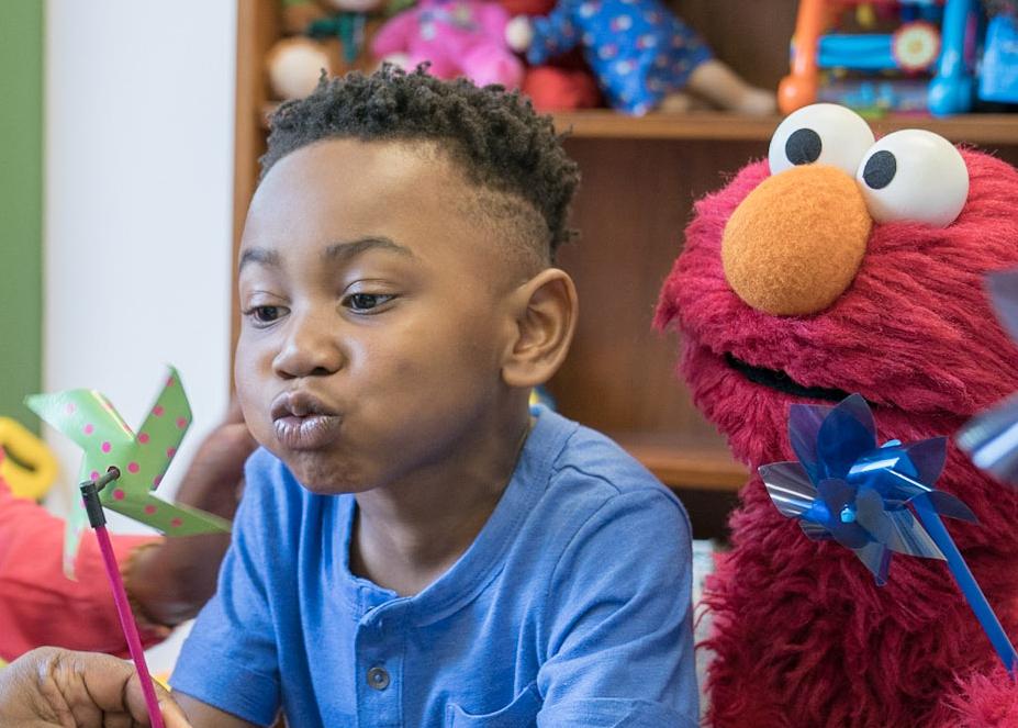 Sesame Workshop Elmo