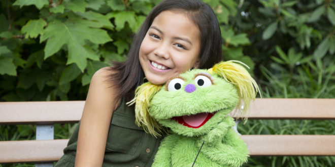 Sesame Workshop Karli