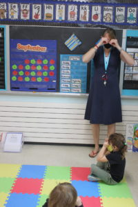 Preparing for kindergarten during a pandemic