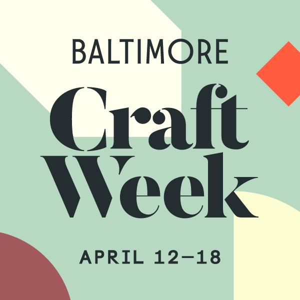 Baltimore Craft Week