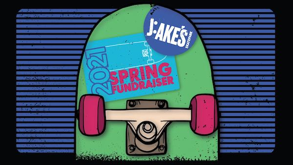 Help Build Jake's Skatepark at Rash Field Park! Fundraiser & Online Auction