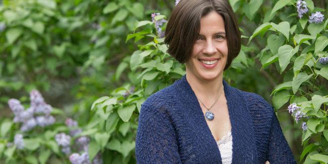 Meet Baltimore's Child Book Author Erin Hagar