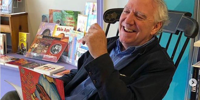 Meet Baltimore Children's Book Author Kevin O'Malley