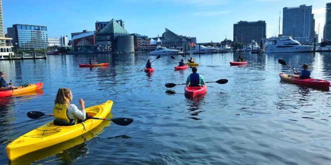 4 Family-Friendly Waterfront Activities at the Inner Harbor