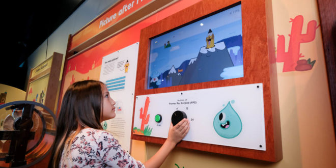 Explore the World of Animation at Port Discovery's New Exhibit