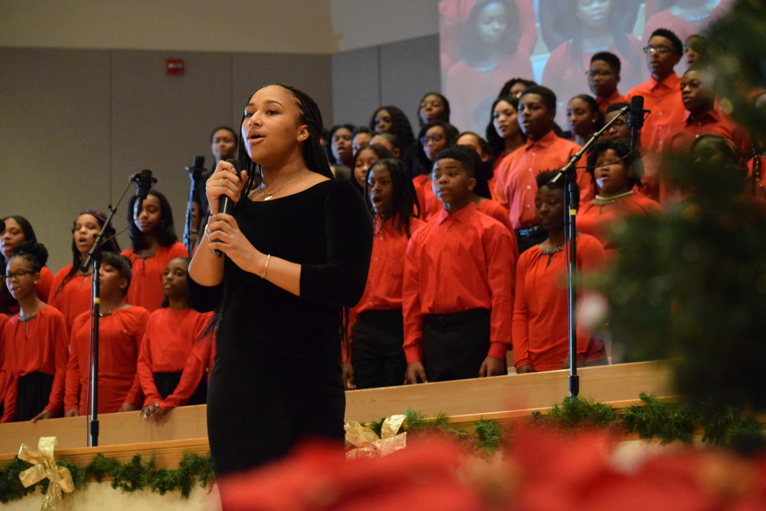 Singing Sensations Youth Choir