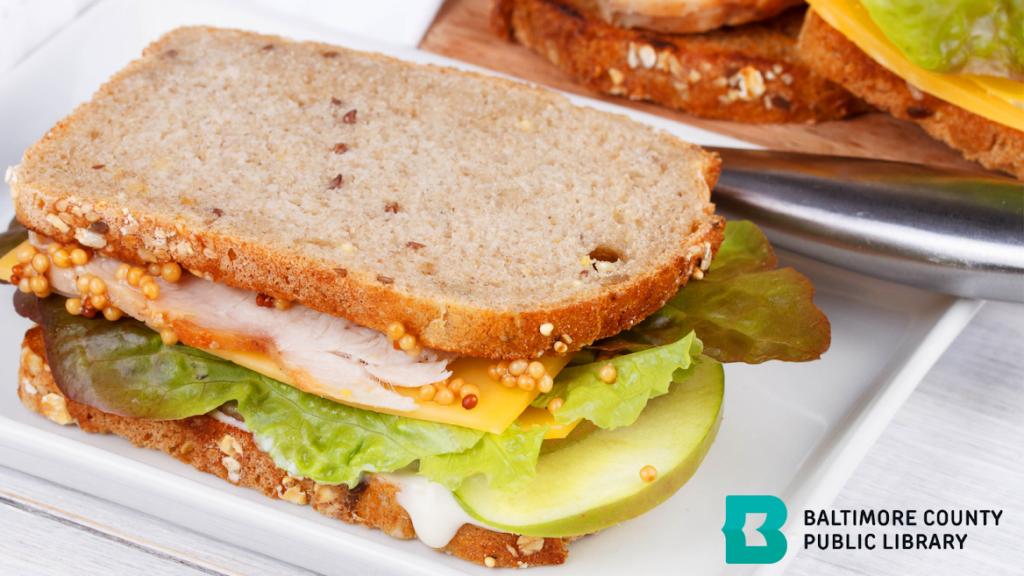 BCPL afterschool meals sandwiches