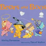 Bears and Boos book